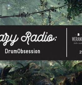 Lazy Radio #4: DrumObsession