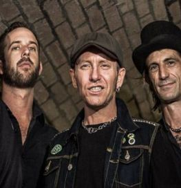 Celtic punk interview - The Rumjacks