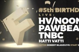 Freshmag #5th Birthday - HV/NOON, TNBC, PAWBEATS