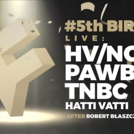 Freshmag #5th Birthday - HV/NOON, Pawbeats, TNBC