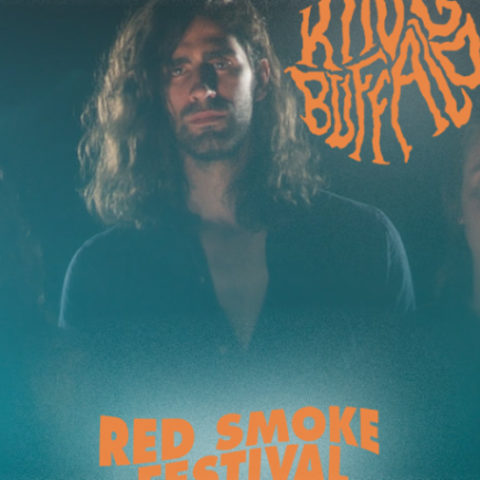 King Buffalo na Red Smoke
