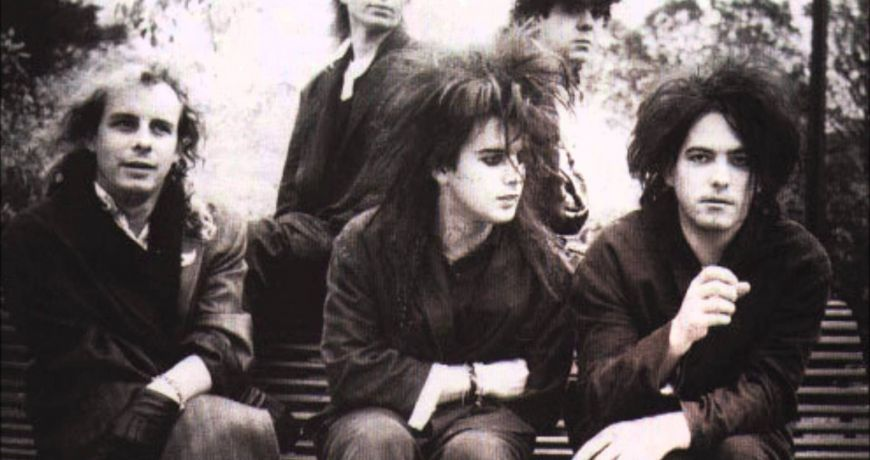 The Cure & The Smiths party