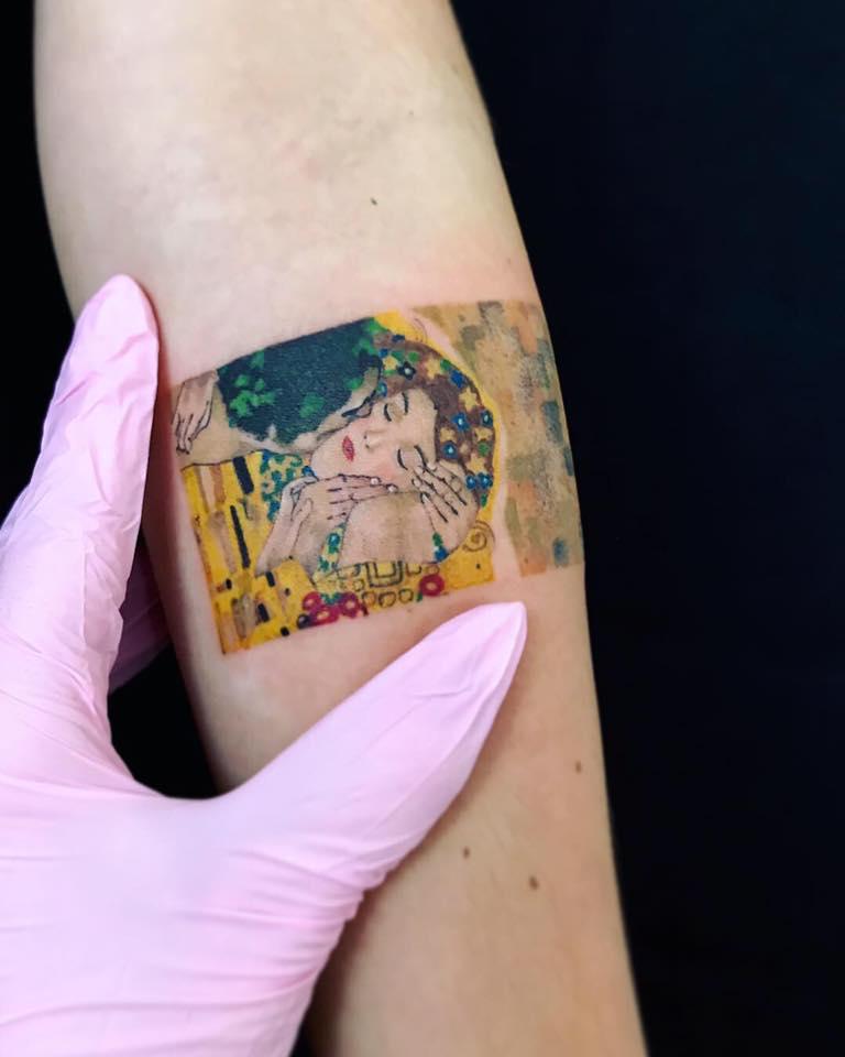 Freshmag Dziewczyny I Tatuaże